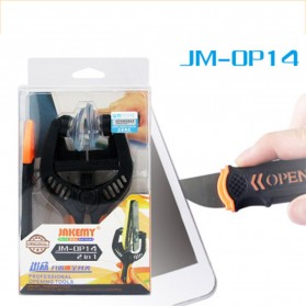 Jakemy Alat Reparasi Opening Tool Layar LCD Smartphone - JM-OP14 - Black/Orange - 4
