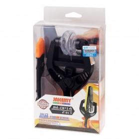 Jakemy Alat Reparasi Opening Tool Layar LCD Smartphone - JM-OP14 - Black/Orange - 5