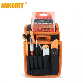Jakemy 70 in 1 Alat Reparasi Obeng Set Multifungsi with Portable Bag - JM-P11