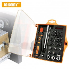 Jakemy 33 in 1 Obeng Set - JM-6118