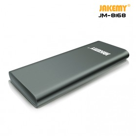 Jakemy 24 in 1 Obeng Set Premium Smartphone Pro Tech Driver Kit - JM-8168 - Black - 5
