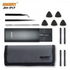 Jakemy 37 in 1 Obeng Set Portable & Precision DIY Screwdriver Tool Set - JM-P17