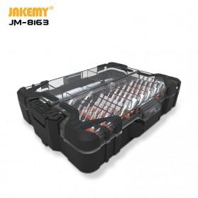 Jakemy 62 in 1 Obeng Set Multifunctional Screwdriver S-2 High Grade - JM-8163 - 2