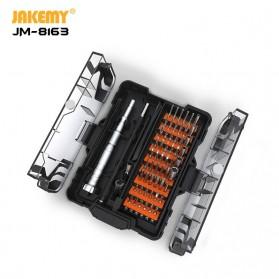 Jakemy 62 in 1 Obeng Set Multifunctional Screwdriver S-2 High Grade - JM-8163 - 3