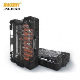 Jakemy 62 in 1 Obeng Set Multifunctional Screwdriver S-2 High Grade - JM-8163 - 4