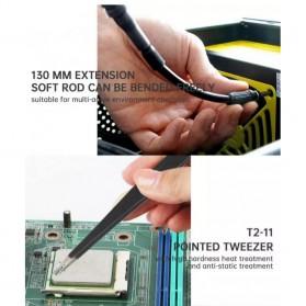 Jakemy 106 in 1 Obeng Set Portable DIY High-End Screwdriver Tool Set - JM-8177 - 5