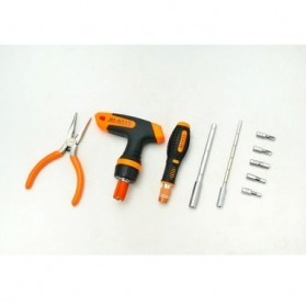 Jakemy 60 in 1 Precision Screwdriver Repair Tool Kit - JM-6115 - 4