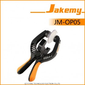 Jakemy iSlack Universal LCD Screen Protector Opening Pliers - JM-OP05 - Black