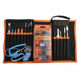 Jakemy 74 in 1 Professional Electronic Repair Tool Kit - JM-P02 - 1