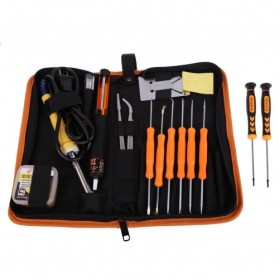 Jakemy 17 in 1 Primary DIY Soldering Tool Kit - JM-P03