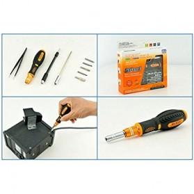 Jakemy 53 in 1 Precision Screwdriver Repair Tool Kit - JM-8127 - 2