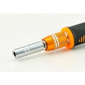 Jakemy 53 in 1 Precision Screwdriver Repair Tool Kit - JM-8127 - 4