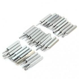 Jakemy 45 in 1 Precision Screwdriver Repair Tool Kit - JM-8139 - 3