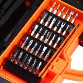 Jakemy 45 in 1 Precision Screwdriver Repair Tool Kit - JM-8139 - 7