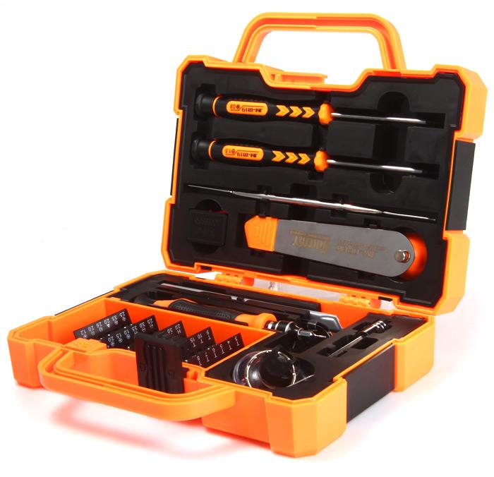 jakemy 45 in 1 precision screwdriver repair tool kit - jm-8139 ...