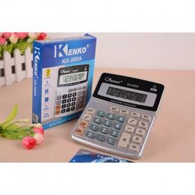 Kenko Kalkulator Elektronik Office Calculator - KK-900A - Black/Silver - 7