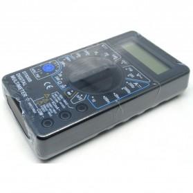 Pocket Size Digital Multimeter - DT832 - Black - 4