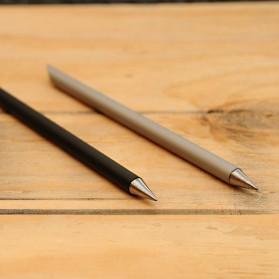 The Inkless Metal Pen / Pena Besi - 0067 - Black - 2
