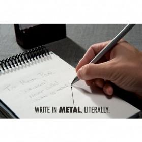 The Inkless Metal Pen / Pena Besi - 0067 - Black - 8