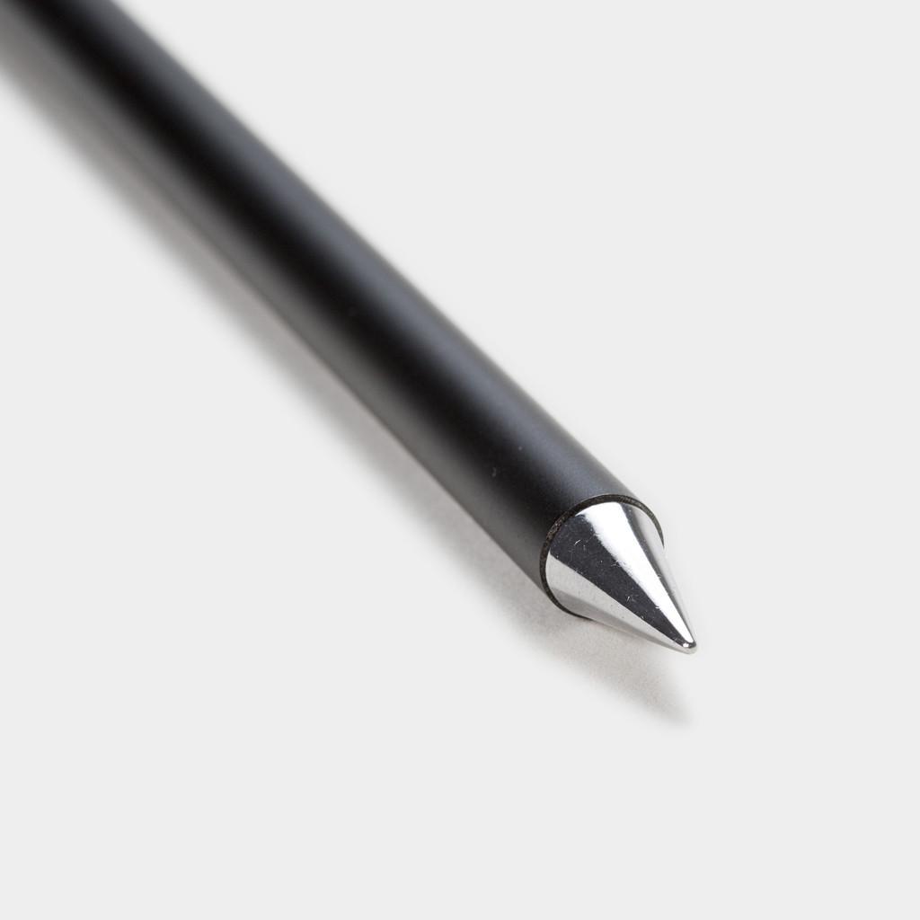 The Inkless Metal Pen Pena Besi Black Kotak P3k Veta Mobil 3