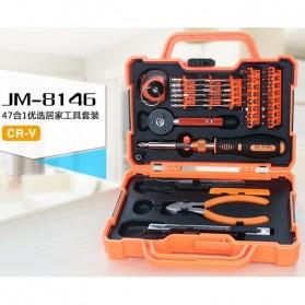 Jakemy 47 in 1 Precision Screwdriver Repair Tool Kit - JM-8146 - 2