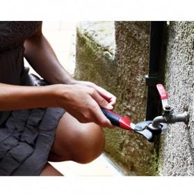 JINGDA Multifunction Magic Wrench / Kunci Pas - JJ89381 - Black/Red - 4