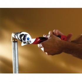 JINGDA Multifunction Magic Wrench / Kunci Pas - JJ89381 - Black/Red - 6