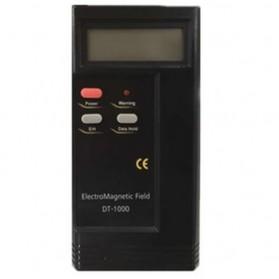 Digital Electromagnetic Radiation Detector - DT-1000 - Black