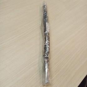 Ekstensi Kepala Obeng Fleksibel 1/4 300mm - HT566 - Black - 6