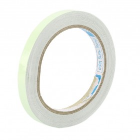 YIKAA Lakban Glow In The Dark Luminous Adhesive Tape 1.5 cm x 10 m - A0015 - Multi-Color - 4