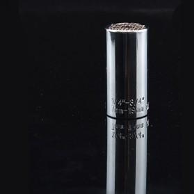 Kepala Kunci Pas Gator Grip Universal Socket - ETC-120 (Bolt Only) - Silver - 5