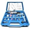 Obeng Set / Repair Tool Kit - Air Die Bor Kompresor Angin 1/4 Rotary Air Compressor Tool Kit Set 22000RPM - Silver