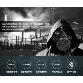 POWECOM Masker Gas Respirator - N8303 - Green - 7