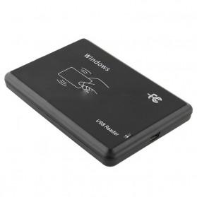 USB RFID Smart Card Reader - EM4001 - Black - 2