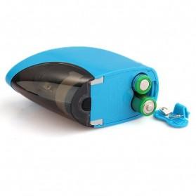 Ringsun Rautan Pensil Otomatis - RS-4435 - Blue - 2
