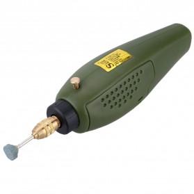 Grinder Elektrik Mini 12V - Green