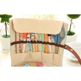 Kotak Pensil Motif Lucu Model Gulung - BIDAI - Multi-Color - 7