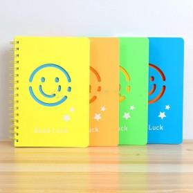 Buku Catatan A5 Cute Pattern - Blue - 5
