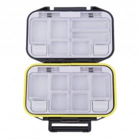 Lixada Box Kotak Perkakas Kail Pancing 12 Ruang - MCC01 - Black - 3