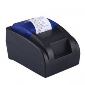 Thermal Printer Nota Kasir 58mm - HS-58HU - Black