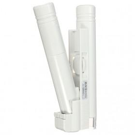 Mikroskop Genggam Multifungsi 100x Pembesaran - WYSX-100X - Silver - 5