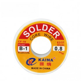 Kaina Kawat Timah Solder 63/37 100G 1.0mm - B-2 - 3