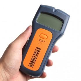 Floureon Stud Finder Detektor Logam Dinding Rumah - D260140 - Blue