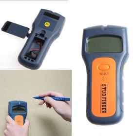 Floureon Stud Finder Detektor Logam Dinding Rumah - D260140 - Blue - 6