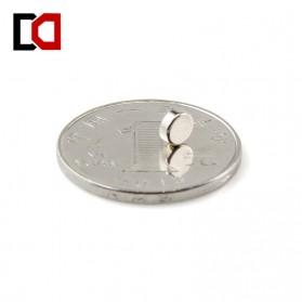 Strong Neodymium Magnet NdFeB N50 100 PCS - Silver - 2