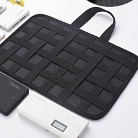Storage Board Strap Elastis Multifungsi - Size S - Black - 5