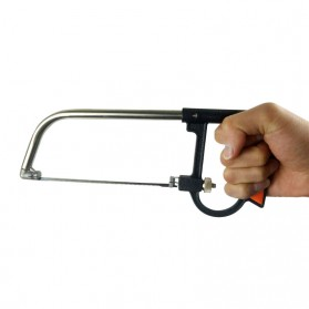 Gergaji Tangan Multifungsi Set Pemotong Kayu Besi Handsaw - 4