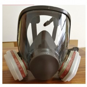 3M Masker Gas Organik Full Face - 6800 No.3