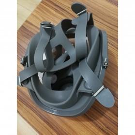 3M Masker Gas Acid Full Face - 6800 no.7 - 3