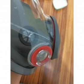3M Masker Gas Acid Full Face - 6800 no.7 - 4